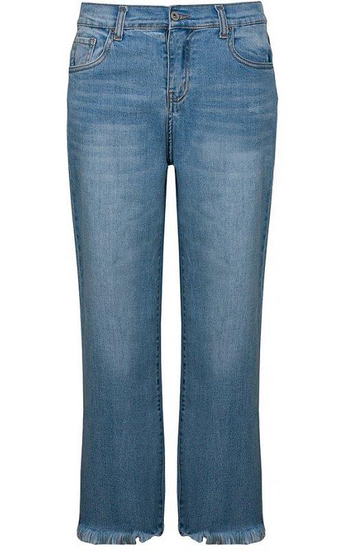 Женские голубые джинсы Anna Pepe AP_1026