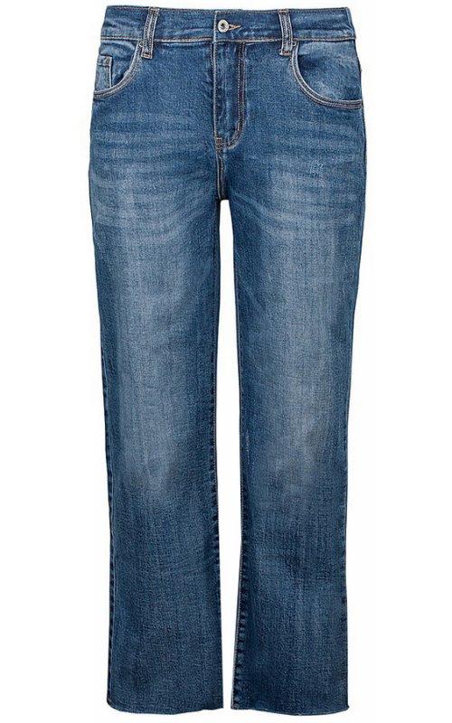 Женские синие джинсы Anna Pepe AP_1026