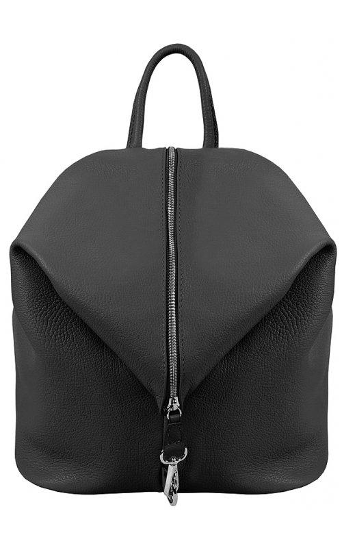 Сумка-рюкзак черного цвета Anna Pepe AP47327