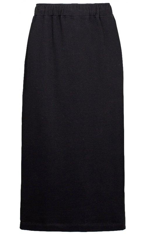 Черная длинная юбка IMPERIAL GGF3ABW