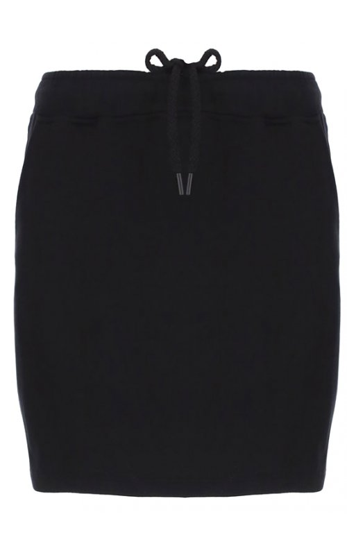Мини-юбка из флиса с боковыми карманами IMPERIAL GGF4ABW