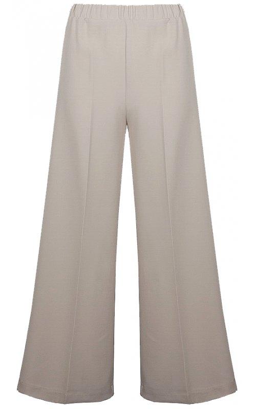 Молочные расклешенные брюки IMPERIAL P9990023K