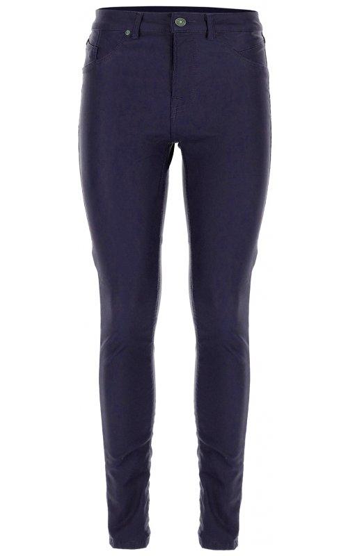 Синие брюки-скинни IMPERIAL P372WSX111