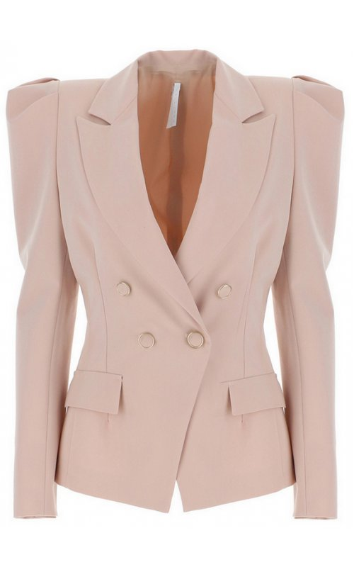 Розовый пиджак IMPERIAL JW16ZEL