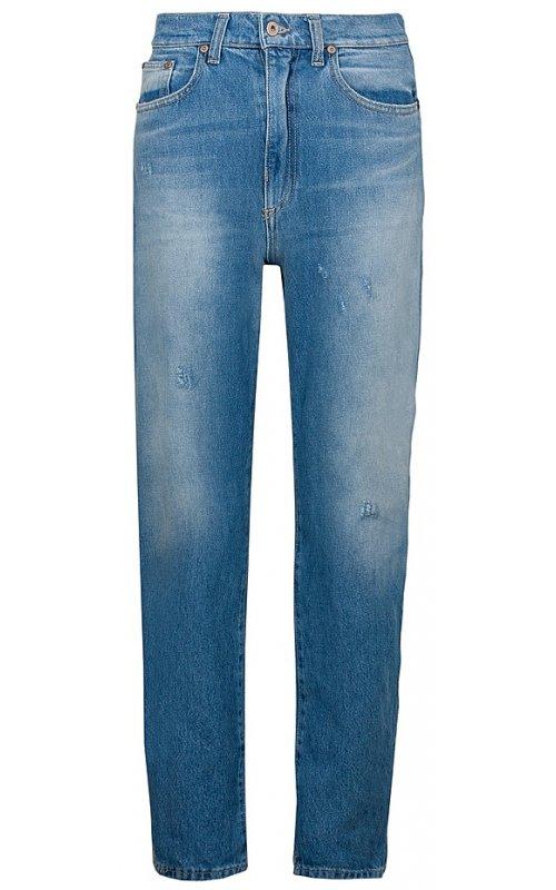 Синие джинсы PLEASE P14XKM7I1Y