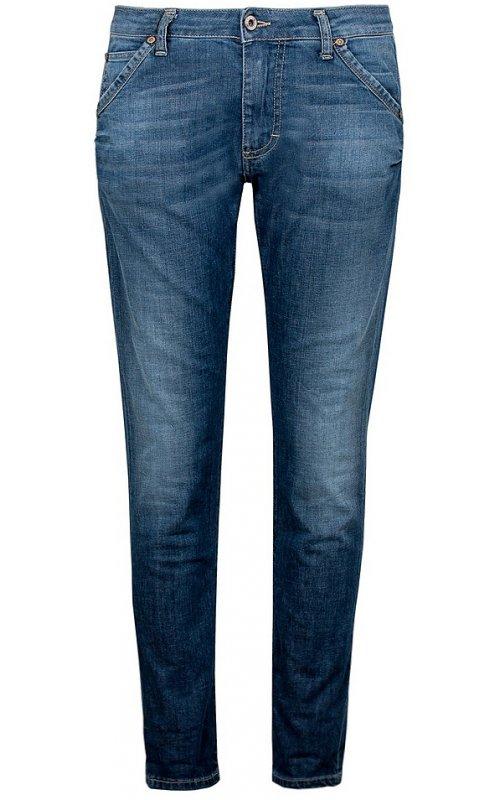 Синие узкие джинсы PLEASE P85ABQ2T78