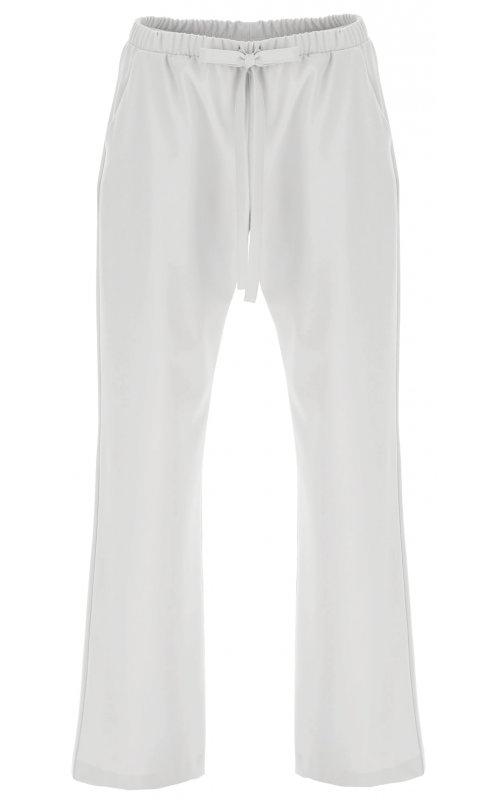 Молочные брюки-палаццо IMPERIAL P1Y7BBF