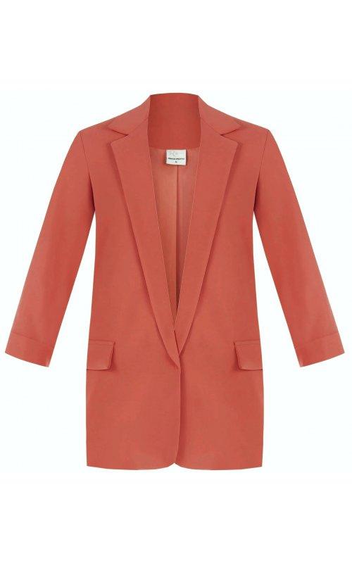 Розовый пиджак RINASCIMENTO 98284