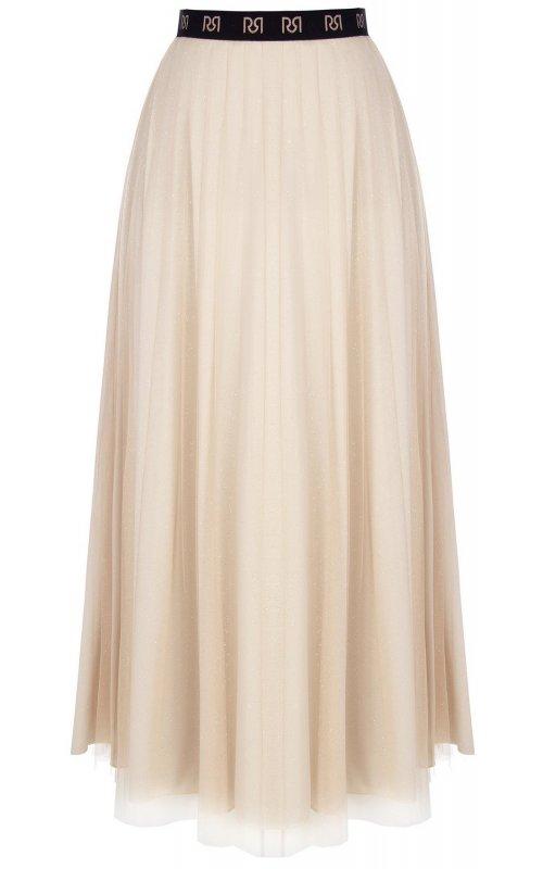 Розовая юбка с напылением RINASCIMENTO 99988