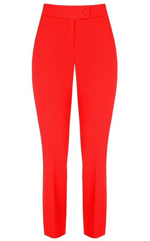 Красные брюки RINASCIMENTO 99910