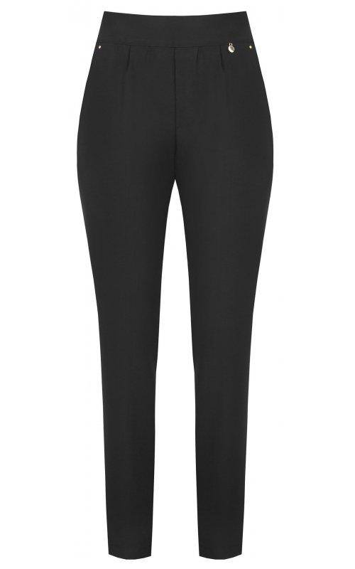 Черные брюки RINASCIMENTO 97313