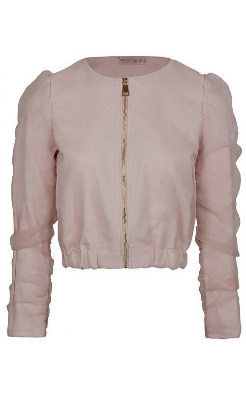 Розовая куртка RINASCIMENTO 96939