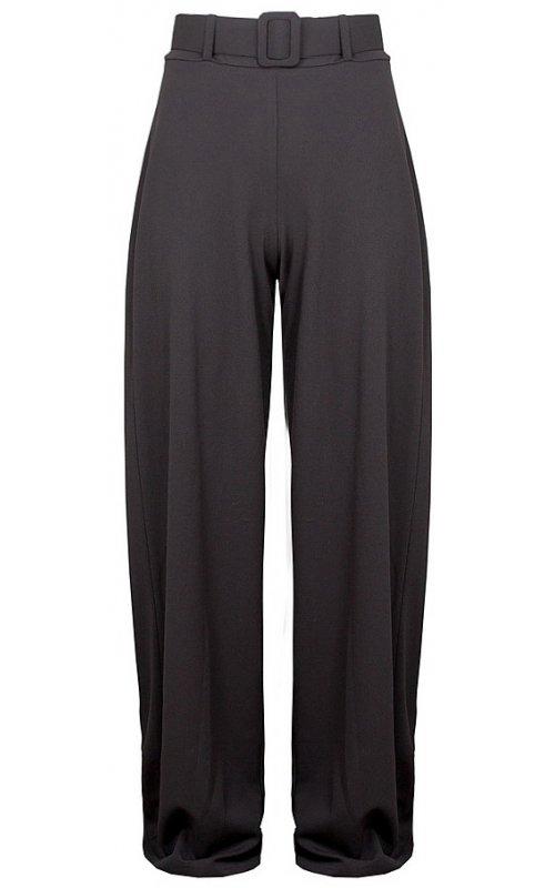 Черные широкие брюки RINASCIMENTO 97888