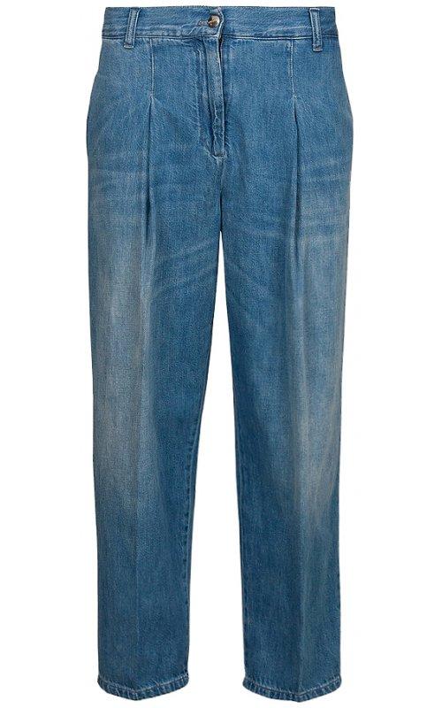 Женские синие джинсы RINASCIMENTO 96748
