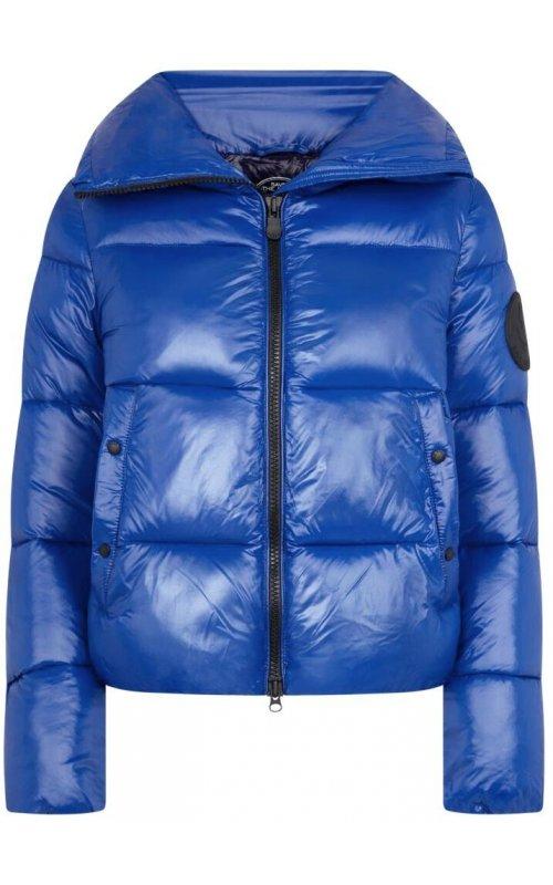 Синяя короткая куртка SAVE THE DUCK SD 3937