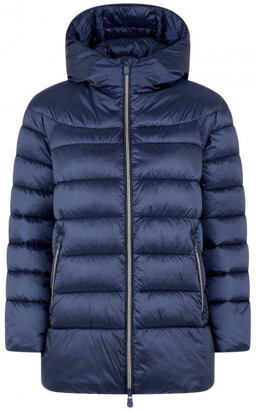 Куртка темно-синего цвета с капюшоном SAVE THE DUCK SD 4696