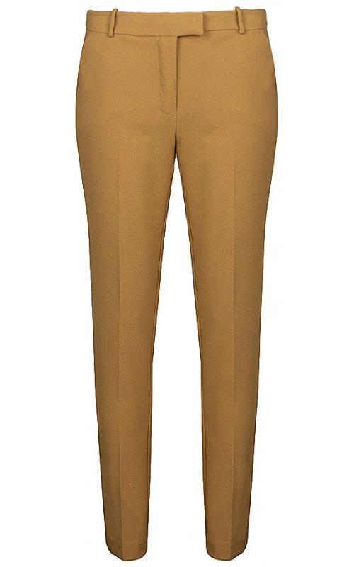 Бежевые зауженные к низу брюки IMPERIAL P9990022I