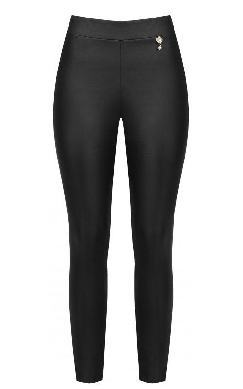 Черные брюки RINASCIMENTO 93844