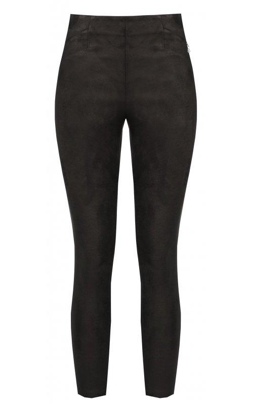 Черные узкие брюки RINASCIMENTO 93917
