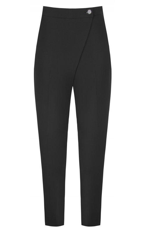 Черные брюки RINASCIMENTO 16951