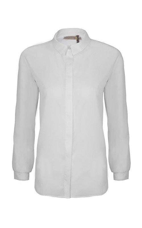 Белая базовая блуза RINASCIMENTO 91701